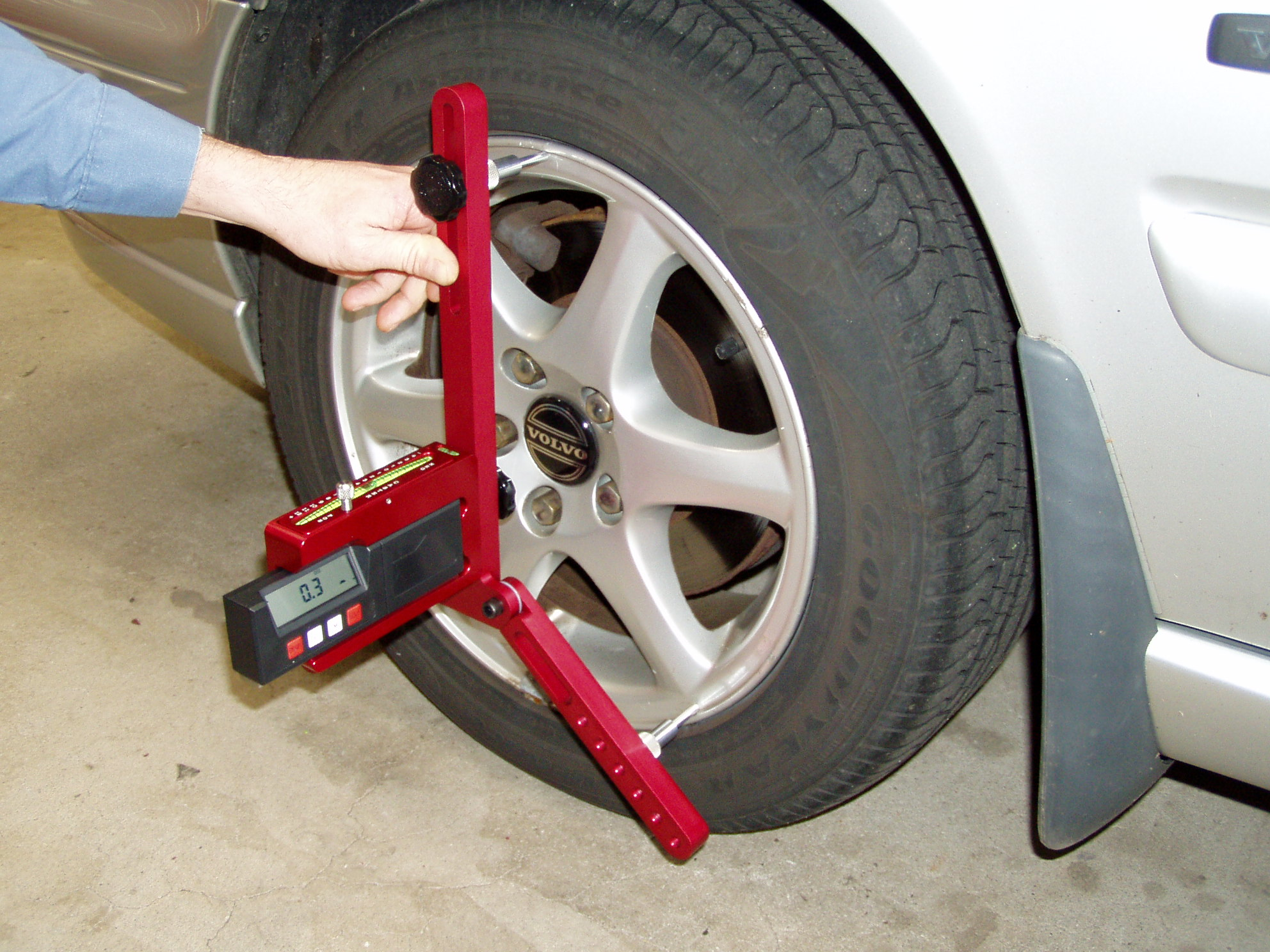 Ipswich Wheel Alignment Services
